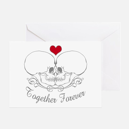 Together Forever Greeting Cards