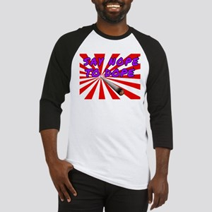 SAY NOPE TO DOPE Baseball Jersey