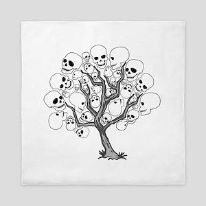 Tree of Death Queen Duvet