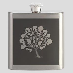 Tree of Death Flask