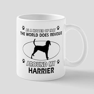 Harrier Design Mugs