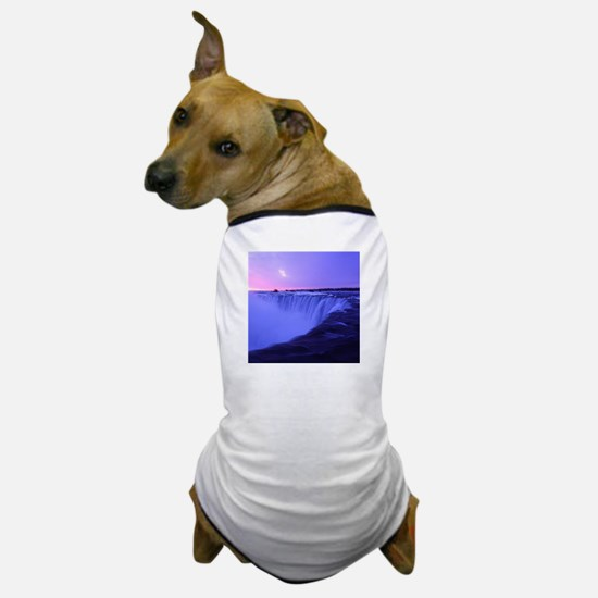 Niagara Sunrise Dog T-Shirt