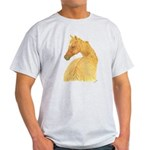 Milady Ash Grey T-Shirt