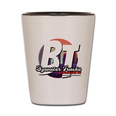 Bywater Tracks New Orleans Music Live! Shot Glass