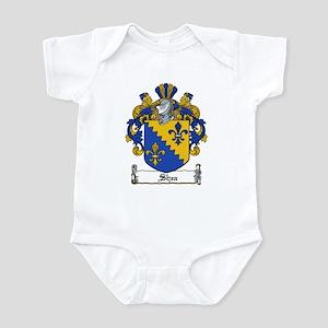 Shea Coat of Arms Infant Bodysuit