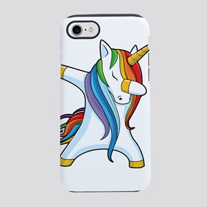 Dabbing Unicorn iPhone 8/7 Tough Case