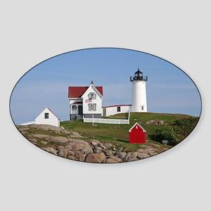 Nubble Light Sticker (Oval)