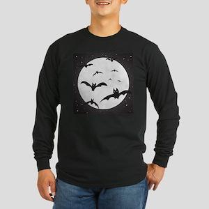 Bat Attack Long Sleeve T-Shirt