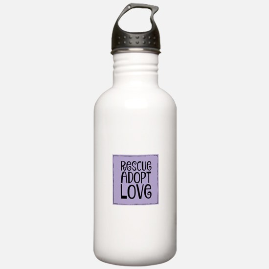Adopt! Water Bottle