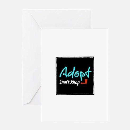 Adopt! Greeting Cards