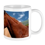 2 Horses Mug