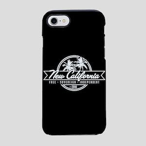 New California iPhone 8/7 Tough Case