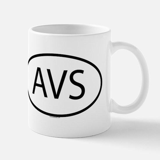 AVS Mug