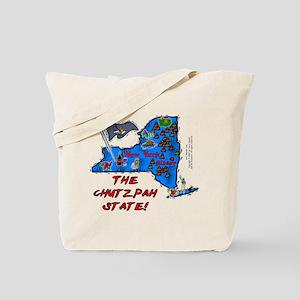NY-Chutzpah! Tote Bag