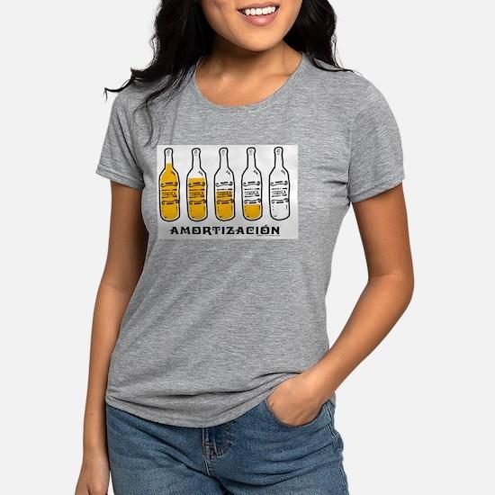 Tequila Amortización - Ash Grey T-Shirt