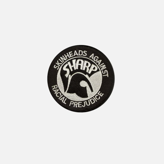 SHARP Mini Badge/Button/Pin