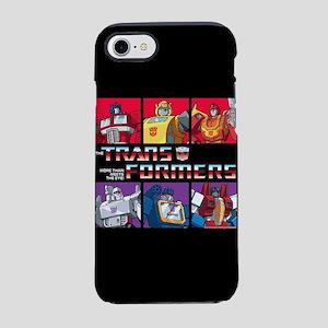 Transformers Autobots Decepticons iPhone 8/7 Tough
