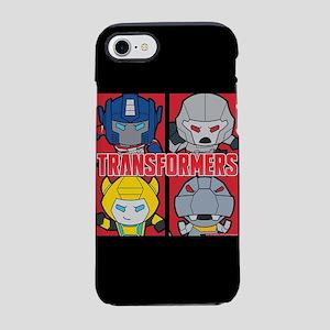 Tranformers Chibis iPhone 8/7 Tough Case