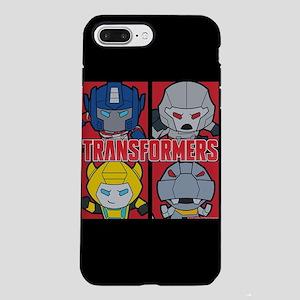 Tranformers Chibis iPhone 8/7 Plus Tough Case