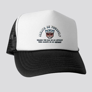 Transformers Always Be a Autobot Trucker Hat