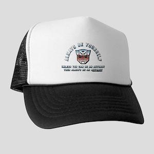 Transformers Always Be a Autobot Trucker Hat