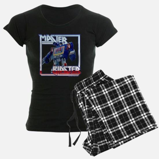 Transformers Master Blaster Pajamas