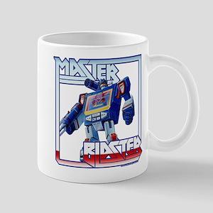 Transformers Master Blaster 11 oz Ceramic Mug