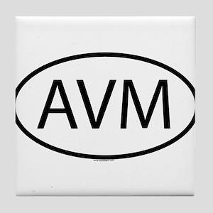 AVM Tile Coaster