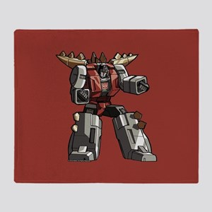 Transformers Snarl Throw Blanket