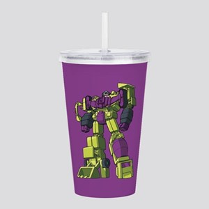 Transformers Devastator Acrylic Double-wall Tumble
