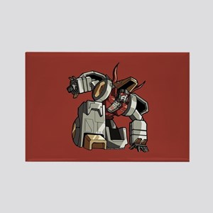 Transfomers Grimlock Crouching Rectangle Magnet
