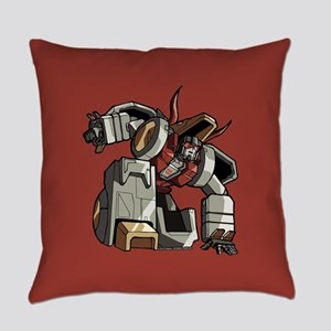 Transfomers Grimlock Crouching Everyday Pillow