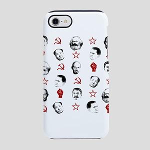 Communist Leaders iPhone 8/7 Tough Case