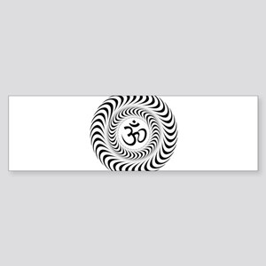 Om Sacred Sound Spiritual Meditatio Bumper Sticker