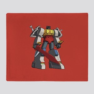 Transformers Grimlock Throw Blanket