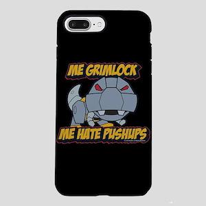 Transformers Grimlock P iPhone 8/7 Plus Tough Case