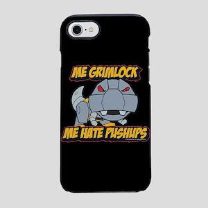Transformers Grimlock Pushup iPhone 8/7 Tough Case