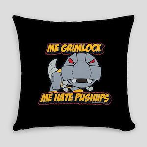 Transformers Grimlock Pushups Everyday Pillow
