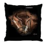 Horse Lover, Pony Throw Pillow
