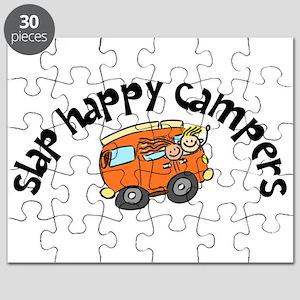Slap Happy Campers Puzzle