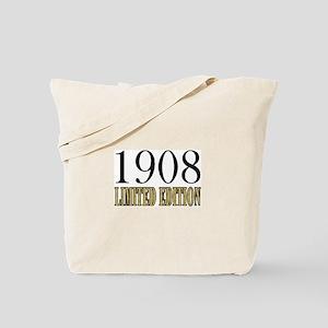 1908 Tote Bag