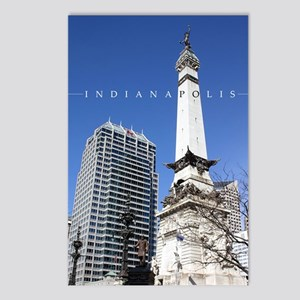 Indianapolis Postcards (Package of 8)