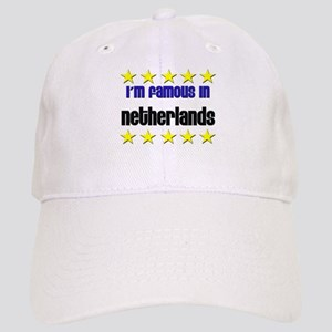 I'm Famous in Netherlands Cap