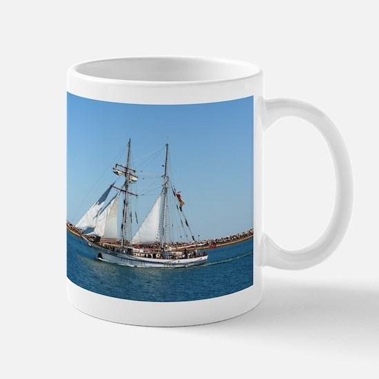 Sailing ship 1: One and All Mugs