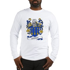 Archer Coat of Arms Long Sleeve T-Shirt