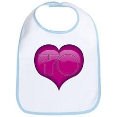 YO-Heart Bib