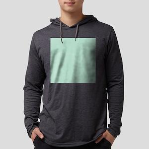 beach seafoam green Long Sleeve T-Shirt