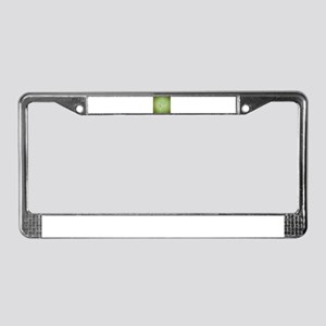 Delivery Bird License Plate Frame