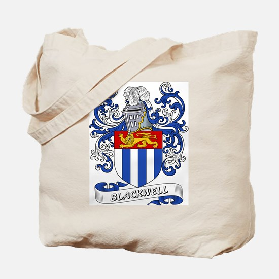 Blackwell Coat of Arms Tote Bag