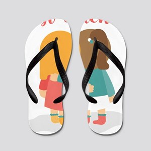 Best friends Flip Flops